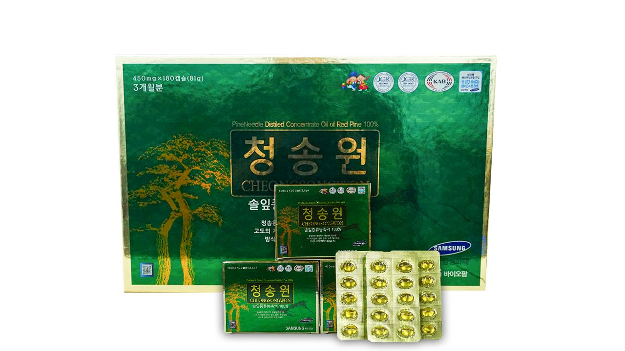 Tinh-dau-thong-do-cheongsongwon-han-quoc